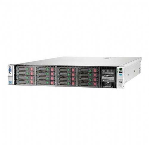 HP ProLiant DL380p Gen8 Server 2 x  Intel Xeon  E5-2630 V2  *18 x 900GB SFF SAS **16.2 TB **25 Bay